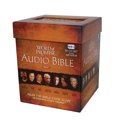 The Word of Promise Audio Bible: New King James - Garden State Jersey Mall New