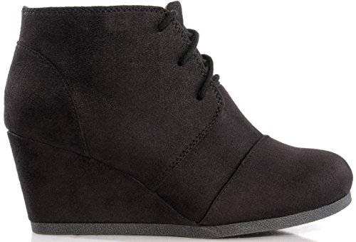 Marco Republic Galaxy Womens Wedge Boots