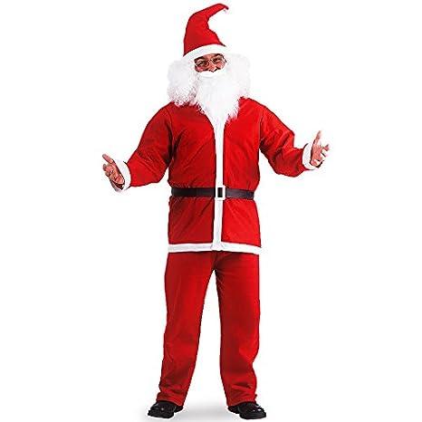 Costume Babbo Natale.Costume Babbo Natale Economico Abito Vestito L Xl Carnival T