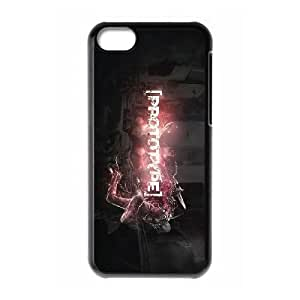 prototype iPhone 5c Cell Phone Case Black Customized gadgets z0p0z8-3638208