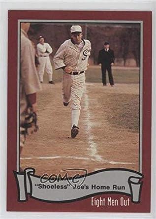 Amazoncom Joe Jackson Baseball Card 1988 Pacific Eight