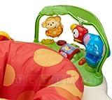 Schaukel / Wippe + Jumperoo + Baby Walker Rainforest - Baby Activity, Baby Gear, Lauflerngerät, Baby Gehfrei, Lauflernwagen, Walker, Lauflernhilfe, Gehhilfe, Laufwagen