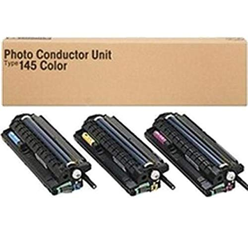 Ricoh 402320 Color Photoconductor Unit Set (Cyan, Magenta, Yellow) Type 145 ()