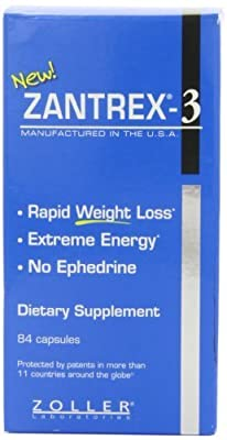 Zantrex-3 by zoller laboratories