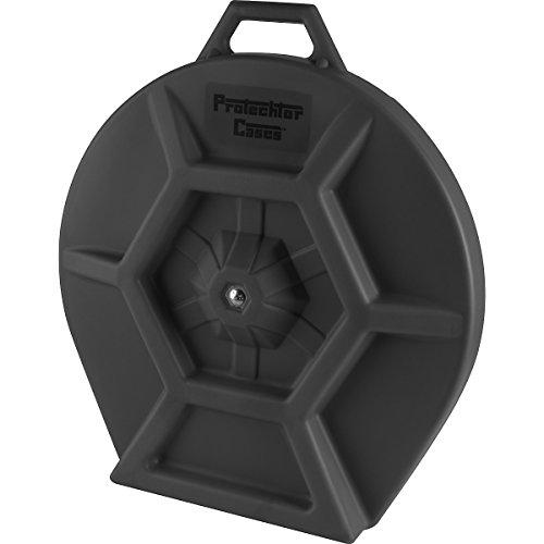 Protechtor Cases Cymbal Case Ebony 22 Inch