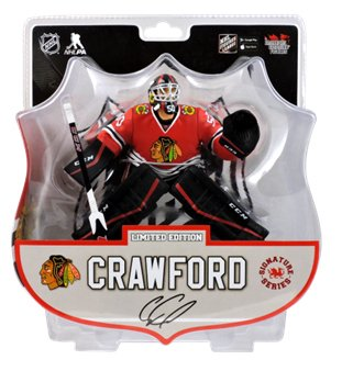 NHL Chicago Blackhawks Corey Crawford Player Replica