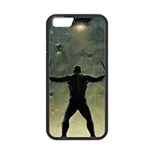 iPhone 6 4.7 Inch Cell Phone Case Black Drax vs Swarm Cubop