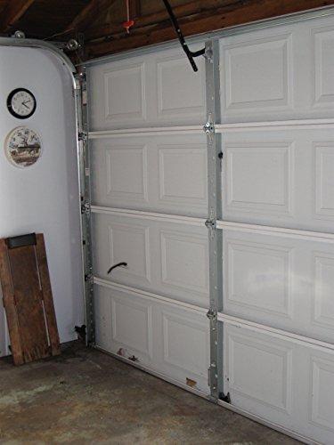 Matador garage door insulation kit designed for 7 foot for How tall is a garage door
