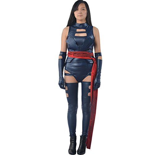 HZYM-Womens-X-Men-Apocalypse-Psylocke-Cosplay-Costume-Jumpsuit-Blue