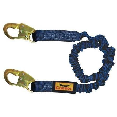 Lanyard, 1 Leg, Polyester, Blue by CONDOR