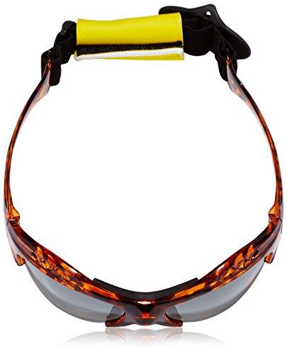 Ocean Sunglasses - Mauricio - lunettes de soleil polarisées  - Monture : Marron - Verres : Fumée (11111.2)