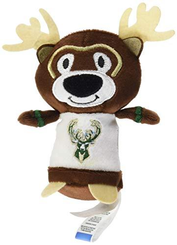 Milwaukee Bucks Mascot Teamie Beanie]()