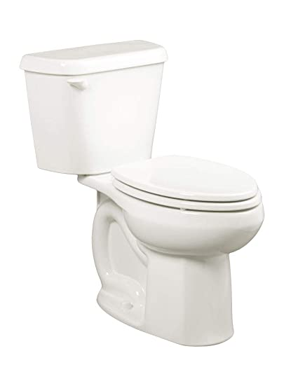 Phenomenal American Standard 221Aa005 020 Colony 1 6 Gpf 2 Piece Elongated Toilet With 12 In Rough In Gpf 12 Inch White Right Hand Gmtry Best Dining Table And Chair Ideas Images Gmtryco
