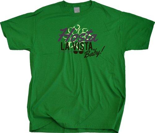 Ann Arbor T-Shirt Co. Men's Hosta La Vista Baby! T-Shirt