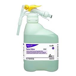 Diversey Suma Eden D4.5 Antimicrobial Fruit & Vegetable Wash (5-Liter)