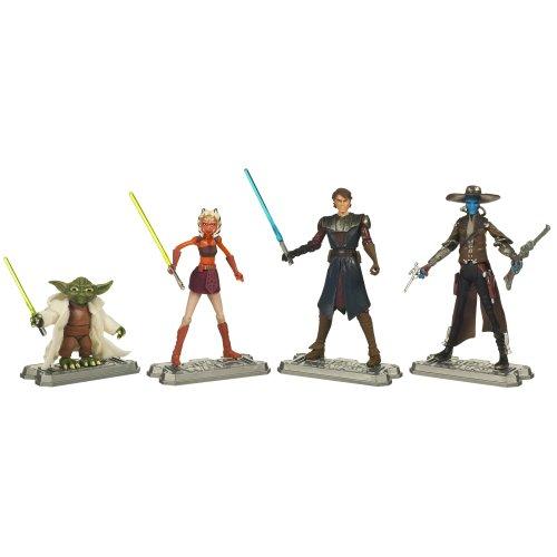 Star Wars The Clone Wars Battle Packs: Holocron Heist