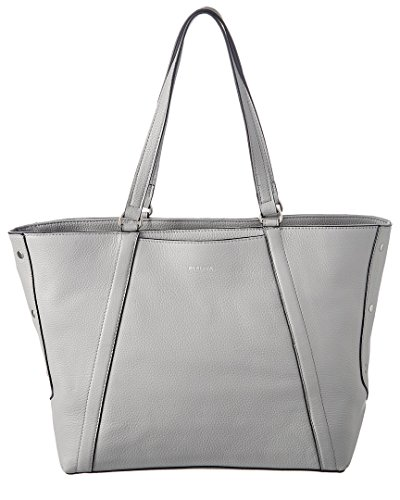 Perlina Nolly Leather Tote, O/S