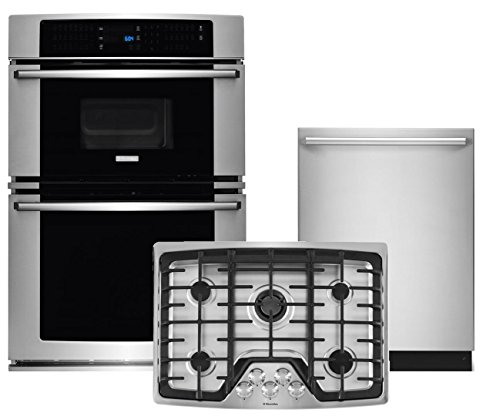 Electrolux Wave-Touch 3-Piece Kitchen Package