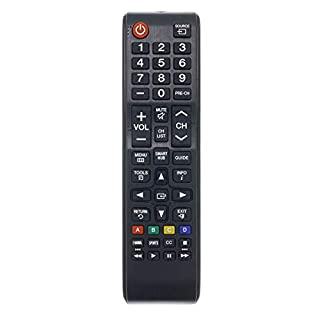 Universal Samsung TV Remote Control for All Smart HD LED LCD Samsung Televisions Models with Smart HUB Button BN59-01199F BN59-01198X BN59-01198G BN59-01302A BN59-01198C