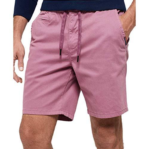 Superdry Shorts Herren SUNSCORCHED Short Violet Haze