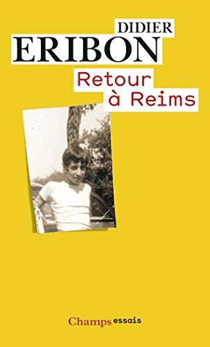 Retour a Reims (French Edition)