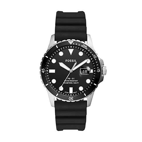 Fossil Analog Black Dial Men's Watch-FS5660 (B07XYWH43P) Amazon Price History, Amazon Price Tracker