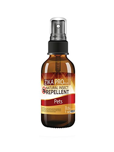 2oz Natural Insect Repellent For Pets | Natural Mosquito Repellent | Mosquito Repellent For Pets| All Natural Essential Oil Bug Repellent for Pets