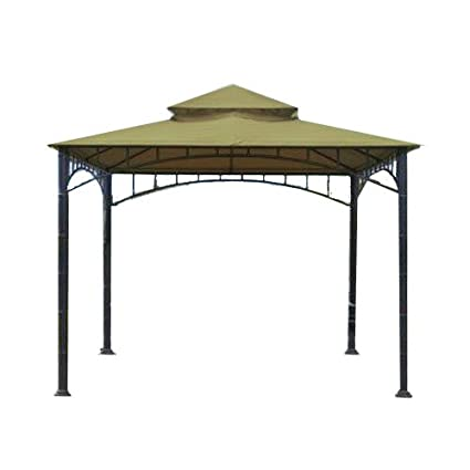 Image Unavailable  sc 1 st  Amazon.com & Amazon.com : Replacement Canopy for Target Madaga Gazebo - RipLock ...