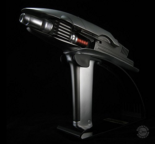 - Quantum Mechanix Star Trek Into Darkness Phaser Replica Gun