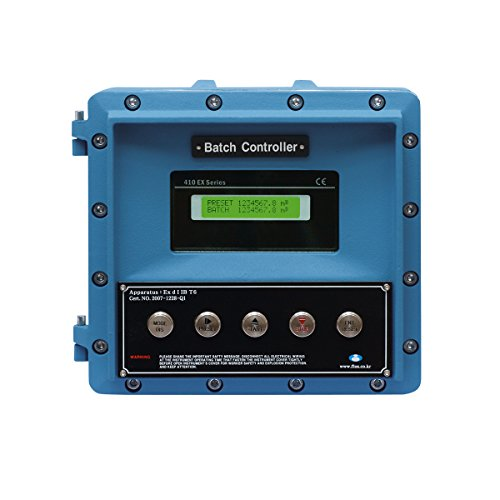 Batch Controller for Liquid Compensation Pulse Input 4-20mA Analog Temperature Input 4-20mA Output RS-422/RS-485 Communication AC85-264V(free voltage) with Explosion ()