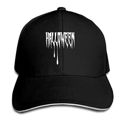 (SEVTNY Baseball Caps, Women Men Unisex Halloween Trucker 10 Snapback Hats Baseball)
