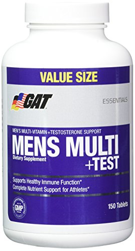 GAT Multi Plus Capsules Count