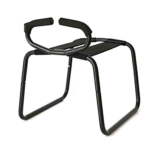 - LXXDE Position mat Multifunctional Chair Portable Elastic Chair Bedroom Chair Furniture Black Relax and Relieve Pain