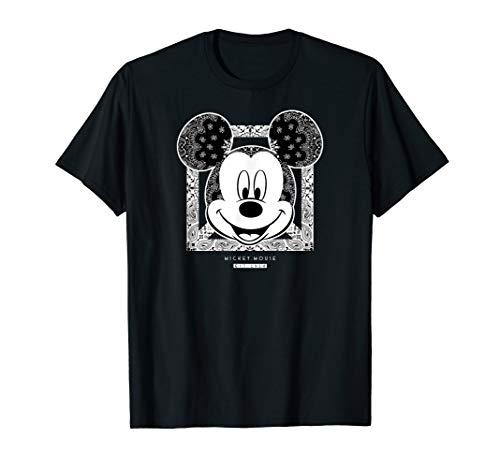 Disney Bandana - Disney Mickey Mouse Bandana T-Shirt