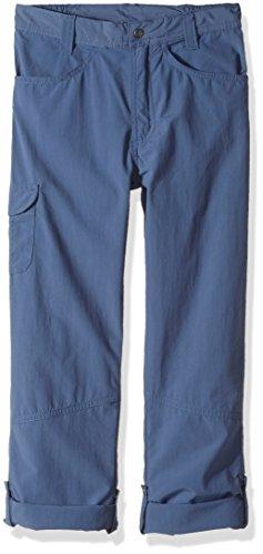 White Sierra Girls Pt. Roll Up Pants, Vintage Indigo, Medium