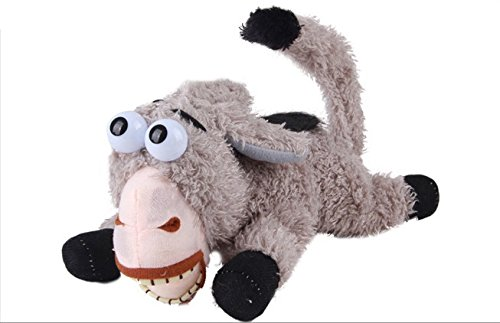 Charming Donkey Digital Canines Interactive Robotic Monkey Snigger Toys Canine Toy Youngsters Lover Youngsters Finest Birthday Present  Opinions