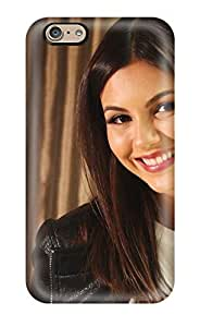 High Grade CaseyKBrown Flexible Tpu Case For Iphone 6 - Victoria Justice