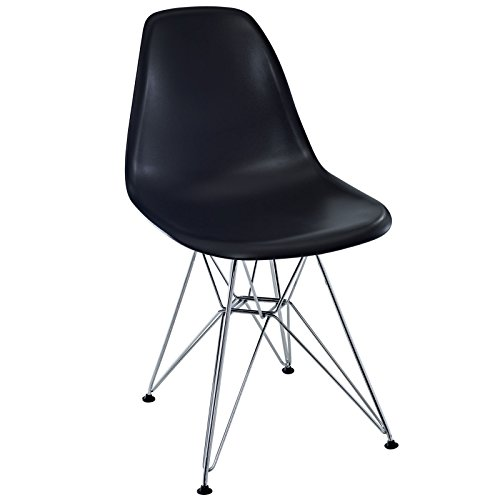 Paris Modern Cafe Chair in Black by America Luxury - Chairs