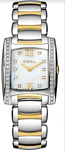 EBEL Women's 1215781 Brasilia Stainless Steel Two-Tone Watch by EBEL