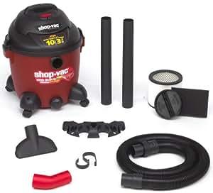 Shop-Vac 9601000 10-Gallon 3.5-Peak HP Pump Wet/Dry Vacuum