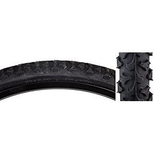 "Tires, 26"" x 1.95"", Select Tread Pattern. Bicycle Tire, Kenda & Sunlite"