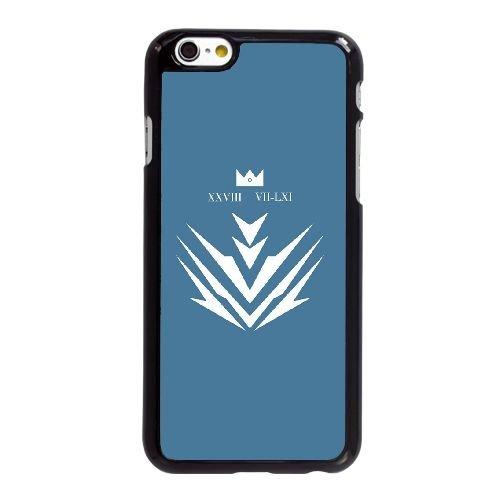 Destinée nouveaux emblèmes Schéma EM61HO6 coque iPhone 6 6S 4,7 pouces cas de téléphone portable coque R9HI5I6OK