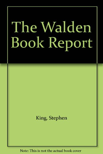 the-walden-book-report