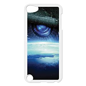 C-EUR Customized Print Transformers Pattern Hard Case for iPod Touch 5