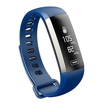 Smart Band, impermeable reloj inteligente Fitness Tracker pulsera de actividad Monitor podómetro Monitor de sueño
