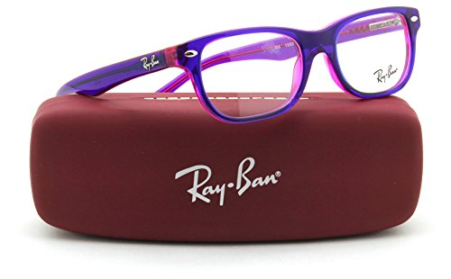 Ray-Ban RY1555 JUNIOR Square Prescription Eyeglasses RX - able 3666, 48mm