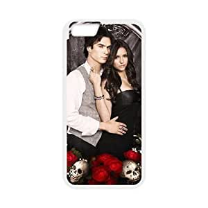 iPhone 6 4.7 Inch Phone Case White The Vampire Diaries KG4496148