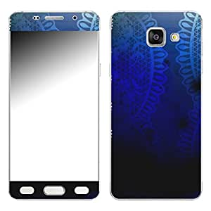 "Motivos Disagu Design Skin para Samsung Galaxy A5 (2016): ""Dark Lace"""