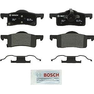 Bosch BP935 QuietCast Premium Semi-Metallic Rear Disc Brake Pad Set