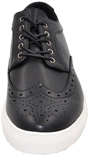 Galax - botas de caño bajo Hombre negro